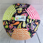 Balloon Ball: Paisley & Brights